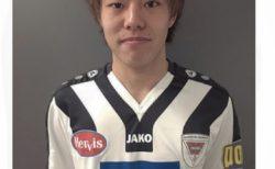 【サッカー】SVインスブルック所属・古里光輝選手 サポートページ