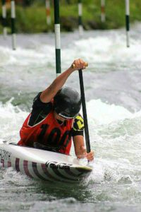 【カヌー】岡崎遥海選手 サポートページ