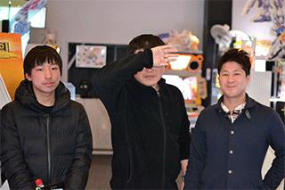 ミリオンアーサーAB『血聖大戦2018』店舗予選