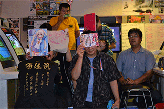 QMA賢神降臨『テクポリ超文化祭・長月』