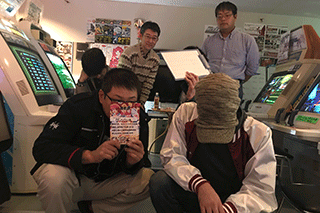 QMA賢神降臨『テクポリ超文化祭・師走』