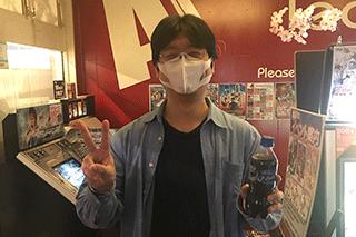 QMA店舗大会『テクポリ遠足・卯月』