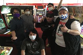 8/9 ネオジオ3種大会【餓狼3 侍零SP RB餓狼】