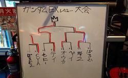 お客様主催イベント 機動戦士ガンダム EX REVUE 大会